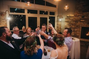 Cheers Los Angeles wedding photographer
