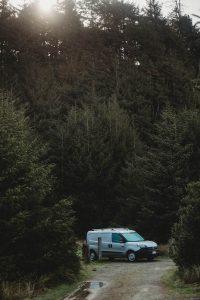 Dodge Ram Promaster Van Conversion