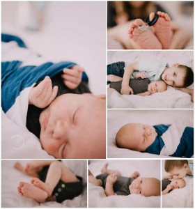 Newborn Pose Ideas with siblings Newborn Photography Los Angeles