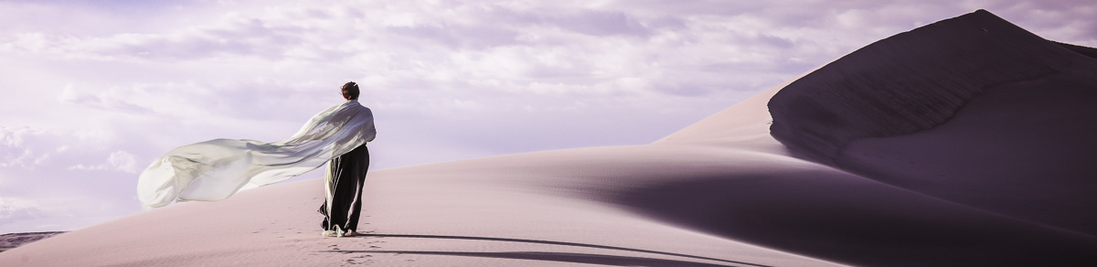 Desert Portrait Photography Bruneau Sand Dunes Idaho