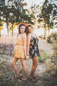 Moody sister family photography Caldwell Idaho