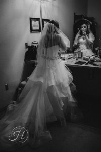 Barber Park Event Center Boise Wedding Photography Getting Ready Room Bridal Suite