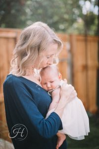 newborn mother daughter photography boise idaho