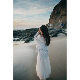 Lily Victoria Beach, November 2020 #justforfun #beautiful #randomperson #thatdresstho #victoriabeach #losangeles #lafashion #asianbeauty #beachsunset #sunset #fashion